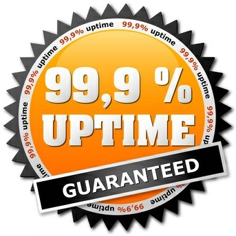 Web Hosting uptime - Rightweblinks